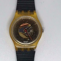 Vintage Ladies Watch SWATCH Midas Touch LK112 - $28.70