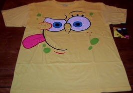 SPONGEBOB SQUAREPANTS Nickelodeon  T-Shirt SMALL NEW w/ tag - $19.80