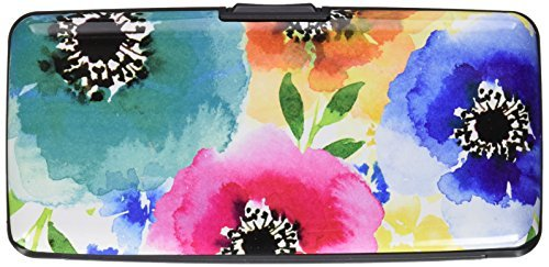 Primary image for Lady Jayne LDJ85130 Case Wallet Watercolor Blooms