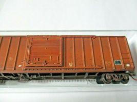 Micro-Trains # 02544146 Hartford & Slocumb Weathered 50' Rib-Side Boxcar N-Scale image 6