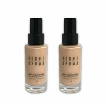 Bobbi Brown Skin Foundation SPF15 - Cool Ivory 1.25 - NO BOX - LOT OF 2 - $52.39