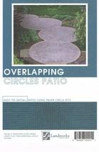 Layout Landworks Design Group DIY Landscape Plans Overlapping Circles Pa... - $8.35