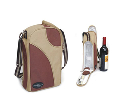 "PICNIC WINE BAG CARRIER FOR TWO (2) ""NEW"" - $30.00"