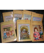 set of seven Little House on Prarie books good ... - $13.50