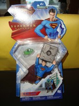 Superman X-Ray Alert Superman Returns Action Figure 2006 Mattel New In P... - $9.09