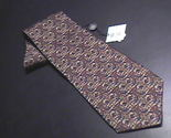 Tie daniel de fasson new with tags browns   blues 01 thumb155 crop