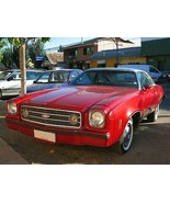 1973 Malibu Laguna red poster | 24x36 Inch | Awesome! - $21.77