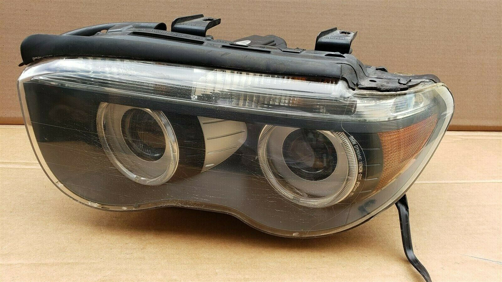 02-05 BMW E65 E66 745 750i 760i HID AFS Adaptive Headlight Lamp Driver Left LH