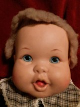 "1973  IDEAL BABY DOLL 16"" DOLL - $79.20"