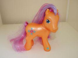 My Little Pony Sew & So Orange Button 2002 - $9.95