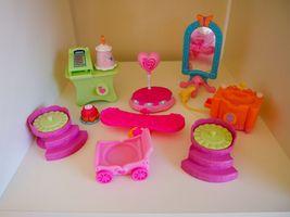 My Little Pony Ponyville Accessories Furniture Register Stroller Sink St... - $9.95