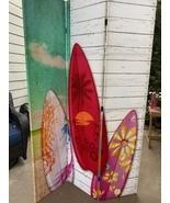 Surf's Up Room Divider- 2 sided - $14.00