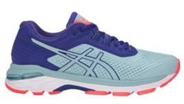 Asics GT 2000 v 6 Size 6.5 M (B) EU 37.5 Women's Running Shoes Blue Indigo T855N