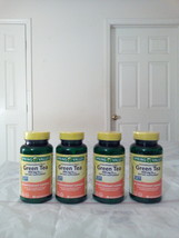 Spring Valley Green Tea Extract Vegetarian Capsules 500mg - $10.99