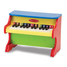 Melissa & Doug Bright & Colorful Upright Piano~Learning Young is Always Better - $74.99