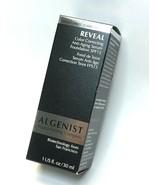 Algenist REVEAL Color Correcting Anti-Aging Serum Foundation TAN 1oz SPF... - $17.80
