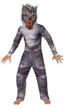 Werewolf Child Small 4-6  Costume - £34.08 GBP