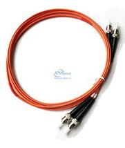 Optical SNS ST Duplex OM2 50/125 Muti Mode Patch Cord 2m(6ft) - $4.55