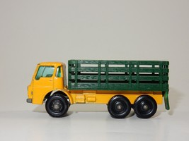Lesney Matchbox Series No.4 Dodge Stake Truck ~ Made in England - $11.87