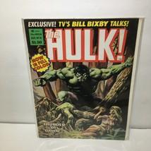 The Hulk Aug No. 10 Exclusive! Thunder of Dawn Comic/Magazine - $49.50