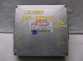 1998..98 Mercedes Benz E430/ 210 Type Engine Control MODULE/COMPUTER.ECU.ECM.PCM - $58.91