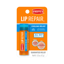 O'Keeffe's Lip Repair Cooling Relief Lip Balm Set of Two - $12.00