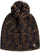 Roxy Romantic RDV Bobble Hat in Anthracite - $33.14