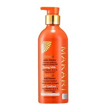 Makari Extreme Carrot & Argan Oil Skin Toning Milk 16.8oz  Lightening, B... - $94.95