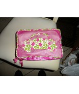 Vera Bradley small Packing Cube Travel Bag Lilly Bell pattern  - $32.00