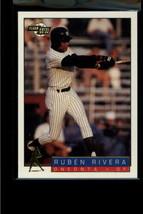 1993 FLEER EXCEL #113 RUBEN RIVERA NM-MT - $0.98
