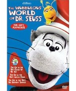 The Wubbulous World of Dr. Seuss - The Cat's Playhouse ( DVD ) - $1.98