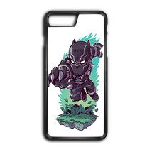 Fanny Black Panther Marvel Chiby Poster Iphone and Samsung Galaxy case - $11.49+