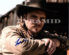 Luke Grimes Autographed Signed Yellowstone Tv Series 8x10 Photo w/COA -6237 - $48.00