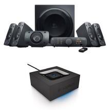 Logitech 5.1 Surround Sound Speaker System THX Dolby Digital and DTS Digital - £349.49 GBP
