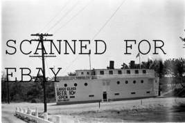 July 1933 Original Photo Negative  View Showboat Road House Boston? - $12.50
