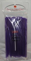 Straws Flex / Flexible Drinking Straws - Purple - Luau - Wedding Recepti... - $10.56 CAD+