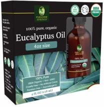 Paradise Springs 100 Pure Organic Eucalyptus Oil 4 Oz - $14.99