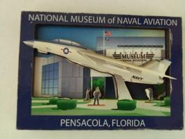 National Museum of Naval Aviation Florida NMNA Entrance Refrigerator Fri... - $12.36