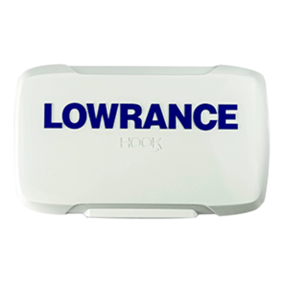 "Primary image for Lowrance Sun Cover f/HOOK and sup2; 4"" Series"