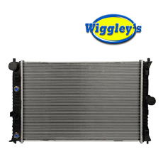RADIATOR MA3010227 FOR 09 10 MAZDA 6 L4 2.5L V6 3.7L image 1