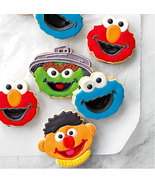 New in box Williams Sonoma Sesame Street cookie... - $34.00