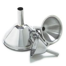 Norpro Stainless Steel Funnel Set 3-Piece Multi... - $17.60