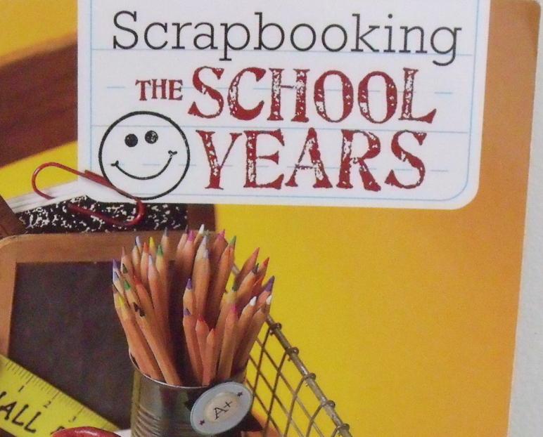 Book New Scrapbooking The School Years
