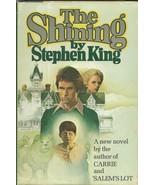 VINTAGE SEALED Stephen King The Shining Hardcover Book - $692.99