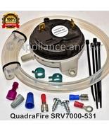 Vacuum switch for all Quadra-Fire Pellet Stoves SRV7000-531 + Instructions - $49.95
