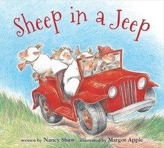 Sheep in a Jeep (board book) [Board book] Shaw, Nancy E. and Apple, Margot - $10.44