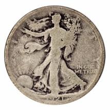 1921 Silver Walking Liberty Half Dollar 50C (Good, G Condition) - $123.74
