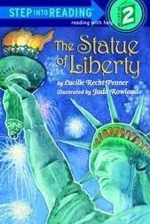 The Statue of Liberty-Lucille Penner-Preschool-Grade 1