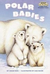 Polar Babies-Susan Ring; 2000,Step into Reading-Step 1