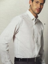 Vogue Sewing Pattern 8889 Mens Shirt Size 40-46 New - $20.14